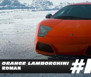 "Uma Lamborghini laranja foi usada nas filmagens de ""Velozes & Furiosos 8"""