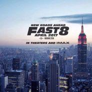 """De """"Velozes & Furiosos 8"""": conheça os carros usados nas gravações do filme!"""