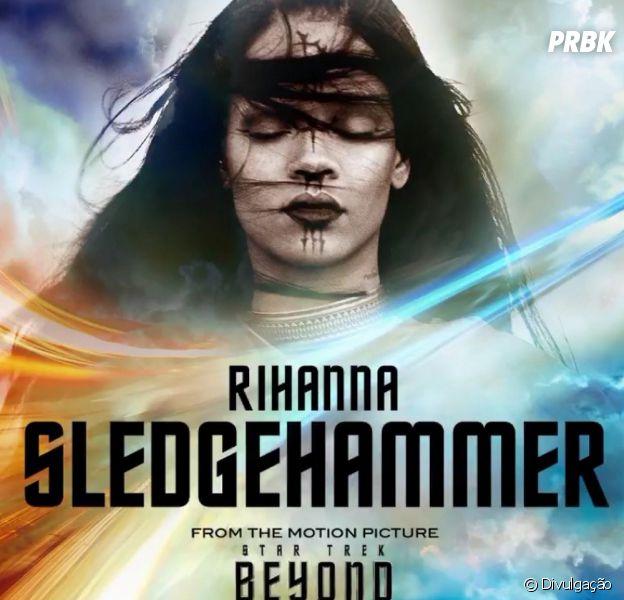 """Rihanna está na trilha sonora de """"Star Trek: Sem Fronteiras"""""""