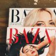 Kendall Jenner está na capa da várias revistas. Quem não gostaria também?