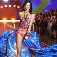 E quando Kendall Jenner desfilou para o Victoria's Secret Fashion Show?