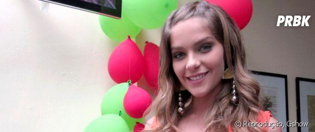 """Isabella Santoni será Letícia em """"A Lei do Amor"""", novela que irá estrear no horário nobre da Globo"""