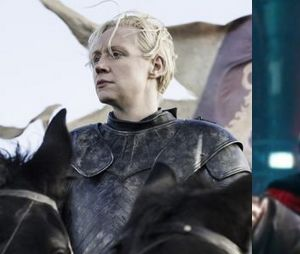 "Sabia que Gwendoline Christie, de ""Game of Thrones"", estrela ""Star Wars VII: O Despertar da Força""?"