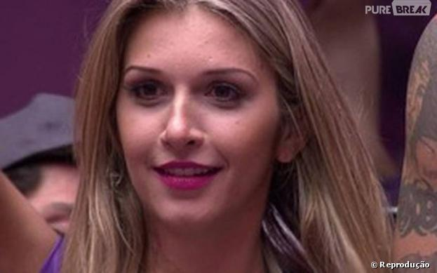 """Tatiele é eliminada do """"BBB14"""" com 54% dos votos no """"BBB14"""""""