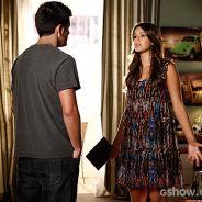 """Na trama """"Em Família"""", André tem crise de ciúmes e Luiza declara """"Amo você"""""""