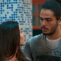 """Novela """"Malhação"""": Luciana (Marina Moschen) e Pedro discutem e rapaz revela segredo!"""
