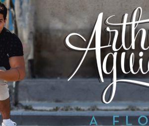 """Ouça """"A Flor"""", single novinho em folha do astro Arthur Aguiar!"""