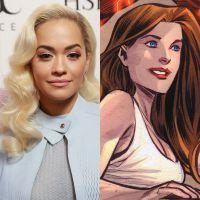 "Filme ""The Flash"": Rita Ora, de ""50 Tons de Cinza"", pode interpretar Iris West!"