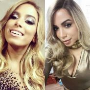 Anitta está loira? Vote em qual em visual você prefere: o estilo de 2014 ou 2016?