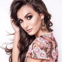 """Marina Moschen, a Luciana de """"Malhação"""", vai viver patricinha com cabelo rosa em """"Rock Story""""!"""