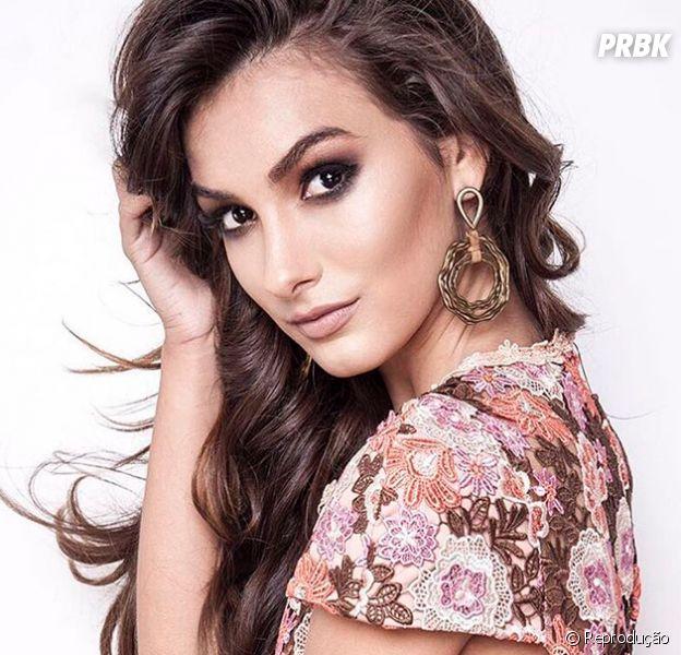 """Marina Moschen, a Luciana de """"Malhação"""", vai cortar o cabelo para """"Rock Story"""""""