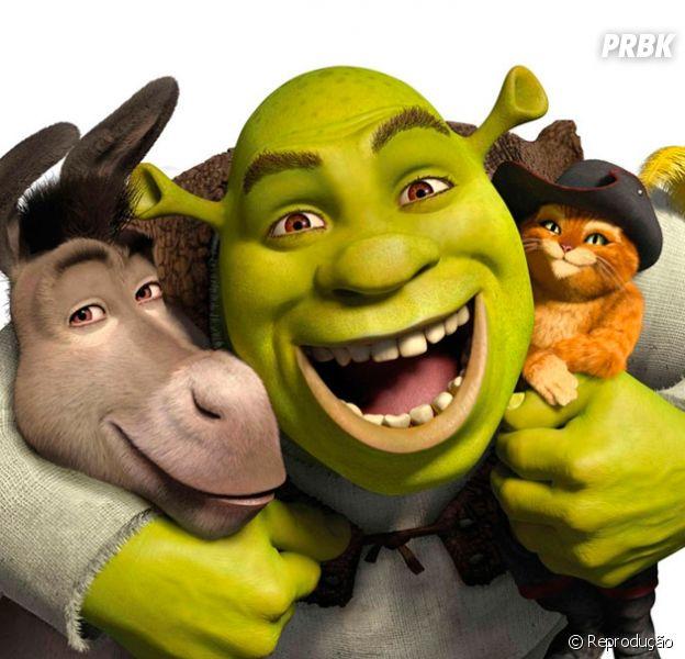 """Filme """"Shrek 5"""": longa só deve chegar as telonas a partir de 2019!"""