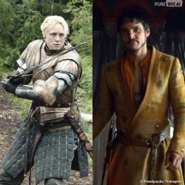 """Atores de """"Game Of Thrones"""" virão ao Brasil divulgar série, no próximo sábado, 5 de abril"""