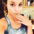 Vanessa Hudgens já teve piercing no umbigo. Vocês gostam?