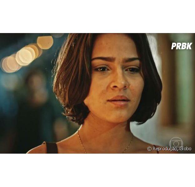 """Em """"Velho Chico"""", Olívia (Giullia Buscacio) descobre que não é irmã de Miguel (Gabriel Leone)!"""