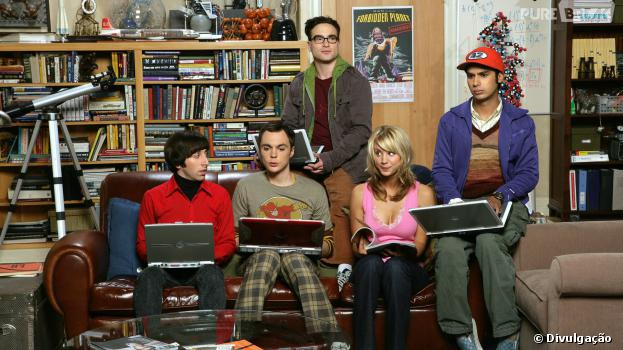 """The Big Bang Theory"" vai ter episódio especial com esquipe de ""Star Wars"""
