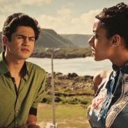 """Novela """"Velho Chico"""": Olívia (Giullia Buscacio) vê Sophie e Lucas se beijando!"""
