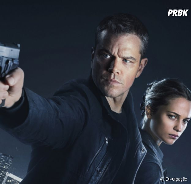 "Matt Damon retorna como o protagonista de ""Jason Bourne"""
