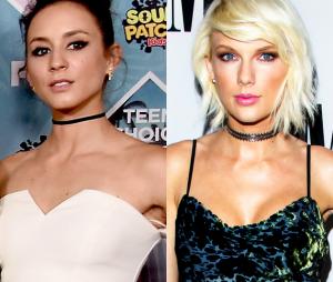 "Troian Bellisario, de ""Pretty Little Liars"", esclarece polêmica envolvendo Taylor Swift e Kim Kardashian"