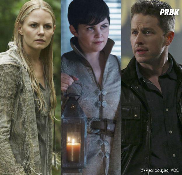 """Na 6ª temporada de """"Once Upon a Time"""", família de Emma (Jennifer Morrison) será testada como nunca!"""