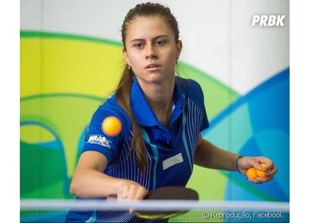 Bruna Takahashi começou no tênis sem querer ser atleta, mas depois se apaixonou pelo esporte
