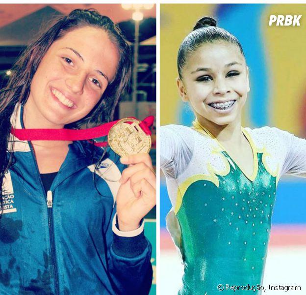 Conheça as meninas brasileiras que vão arrasar nas Olimpíadas