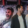 """""""Ben-Hur"""" conta com Jack Huston e Rodrigo Santoro no elenco"""