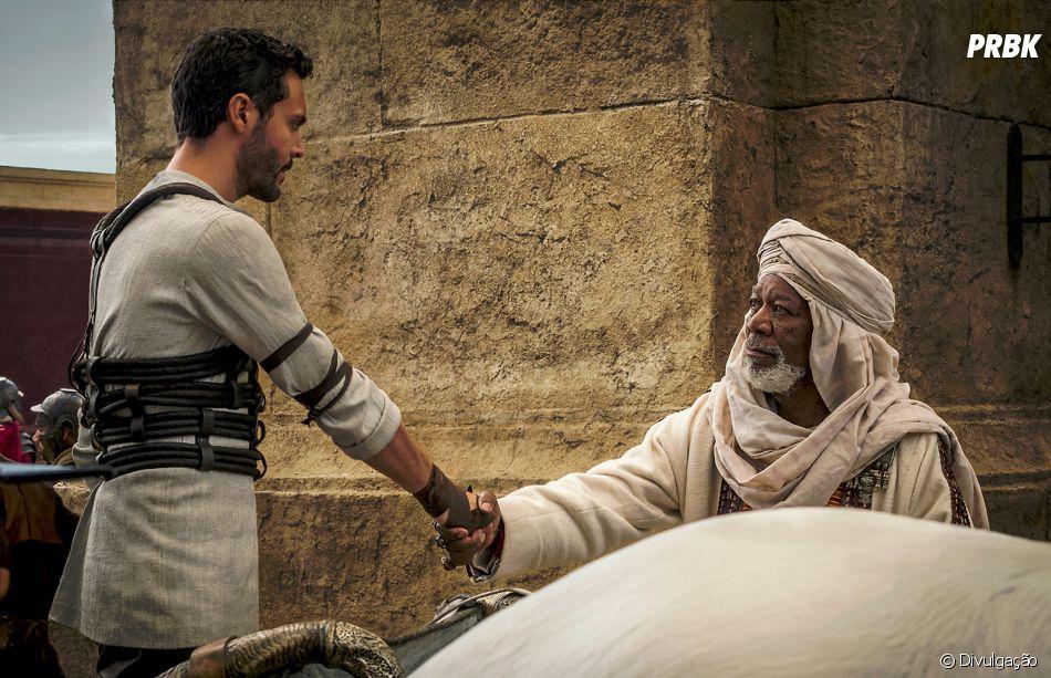 """""""Ben-Hur"""", com Rodrigo Santoro, é uma das maiores estreias de agosto"""