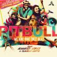 """Pitbull divulga """"We Are One (Ole Ola)"""" com Jennifer Lopez e Claudia Leitte"""