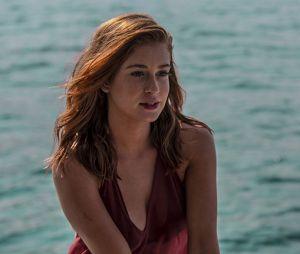 """Marina Ruy Barbosa, de """"Justiça"""", fala sobre nova personagem: """"É um pouco manipuladora"""""""