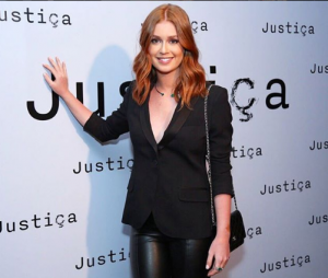 "Marina Ruy Barbosa fala sobre ansiedade para ver resultado de ""Justiça"""