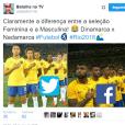 Comparações entre Twitter e Facebook também foram feitas durante as Olimpíadas Rio 2016