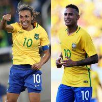 Olimpíadas Rio 2016: Marta ou Neymar Jr.? Memes das Seleções do Brasil divertem na web!