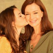 """Na novela """"Em Família"""": Flashback põe fim a dúvida sobre a paternidade de Luiza"""