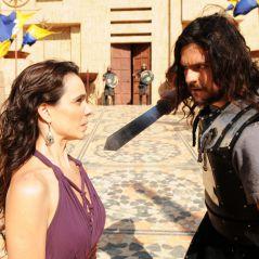 """Novela """"A Terra Prometida"""": Raabe organiza revolta contra o rei e enfrenta oficial!"""