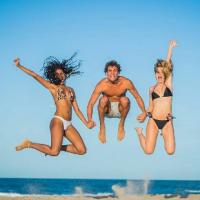 """Nova """"Malhação"""": com Juliano Laham e Amanda de Godoi, confira fotos dos bastidores da novela!"""