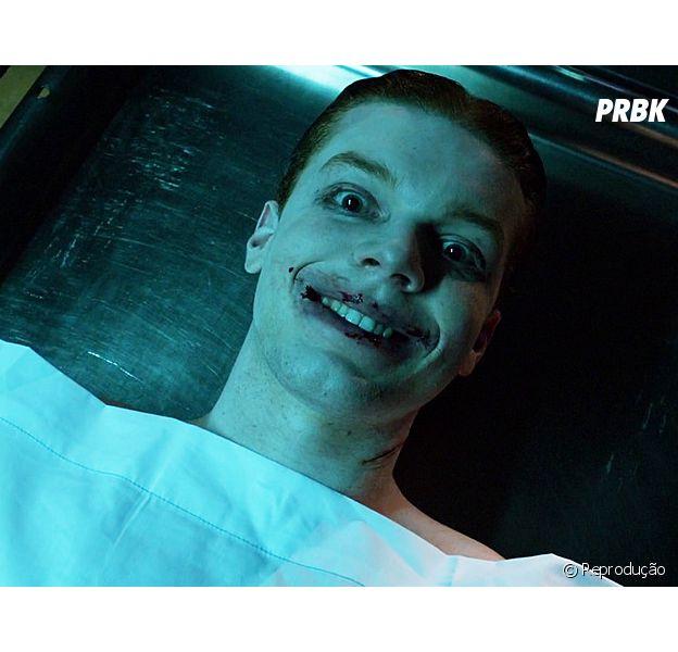 """Em """"Gotham"""", Jerome (Cameron Monaghan) pode ser ouvido no final da 2ª temporada"""