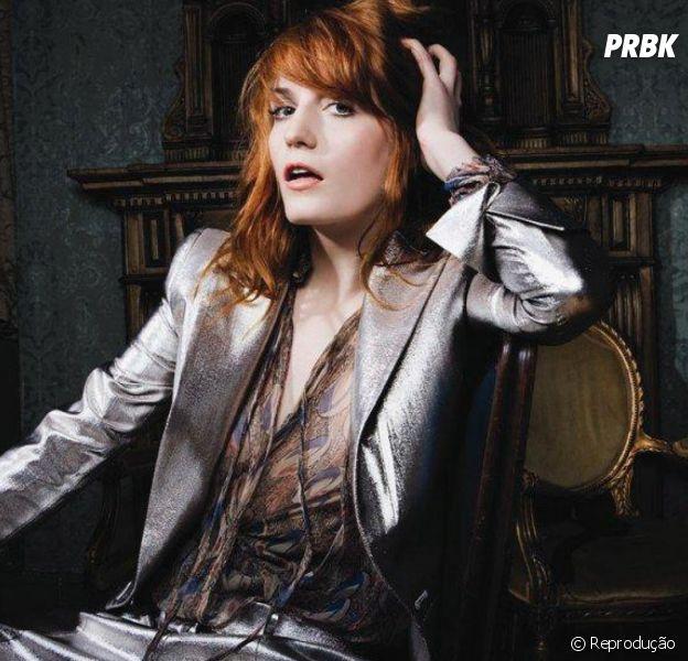 """Florence + The Machine lança single para a trilha sonora do filme """"O Lar das Crianças Peculiares"""""""