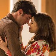 """Novela """"Haja Coração"""": Felipe (Marcos Pitombo) pede Shirlei em namoro após 1º beijo do casal!"""