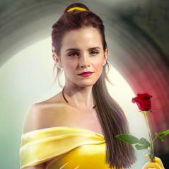 """Emma Watson e Dan Stevens aparecem em teaser do filme """"A Bela e a Fera""""! OMG"""