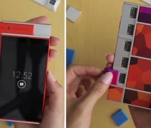 Um smartphone construído em blocas completamente personalizáveis está em desenvolvimento pela Google.