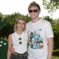 """Emma Roberts, de """"Scream Queens"""", volta a ser vista com Evan Peters e fãs torcem por reconciliação!"""