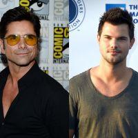 """De """"Scream Queens"""": Taylor Lautner ou John Stamos? Quem é o mais gato da nova temporada?"""