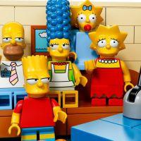"""Episódio de """"Os Simpsons"""" como Lego vai ao ar dia 4 de maio"""