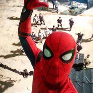 """Novo """"Homem-Aranha"""": Tom Holland mostra passinho e provoca equipe de """"Vingadores 3""""!"""