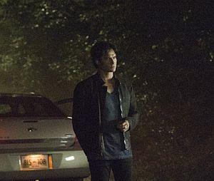"""Em """"The Vampire Diaries"""", Damon (Ian Somerhalder) e Enzo (Michael Malarkey) estão sendo controlados por um vilão misterioso"""