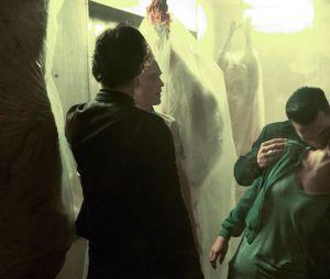 """Em """"The Vampire Diaries"""", Damon (Ian Somerhalder) e Enzo (Michael Malarkey) estão ferozes outra vez!"""