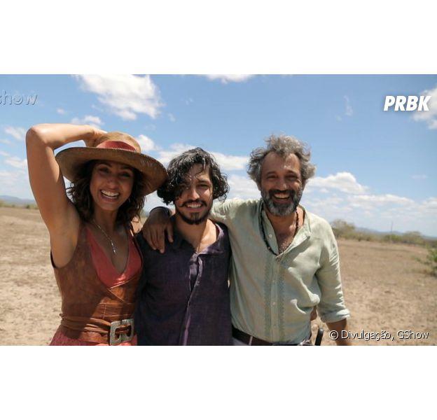"""Em """"Velho Chico"""", Miguel (Gabriel Leone) substitui Santo (Domingos Montagner) e mais sobre o final da novela!"""