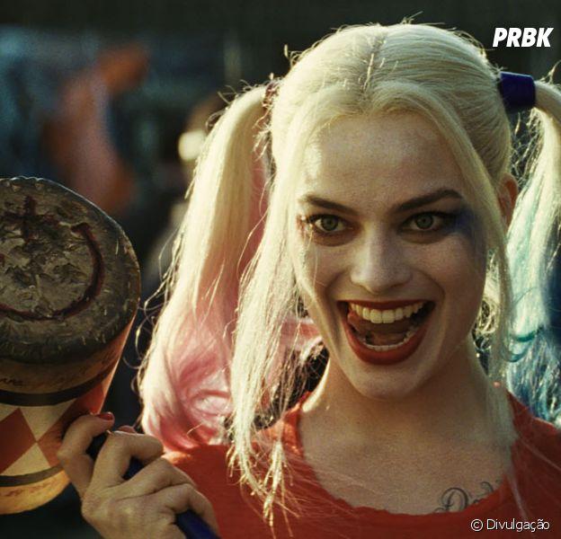 """O filme solo da Arlequina (Margot Robbie), de """"Esquadrão Suicida"""", já está mais que confirmado!"""