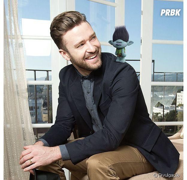 """Justin Timberlake lança lyric video da música """"True Colors"""" e fãs fazem contagem regressiva para estreia do longa"""